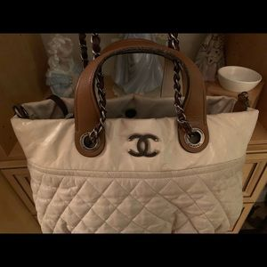 Chanel Handbag.  Trade for Lv